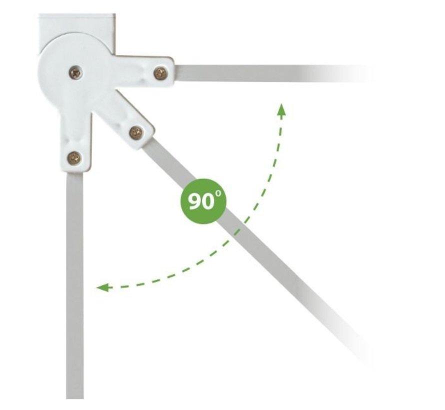 LED Noodverlichting Vluchtwegverlichting opbouw plafond/wand 2W - Inclusief Pictogrammen