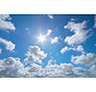 LED Wolkenplafond Acrylplaat 2mm - Inclusief Afstandshouders - Set 4 Panelen 2 x 2