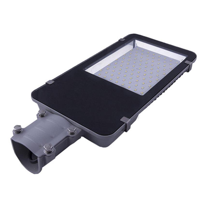 LED Straatlamp 50W 120lm/w Samsung - IP65 - Met ingebouwde driver 190-240V 5 jaar garantie