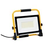 Specilights 100W LED Bouwlamp met grondstatief + 3 meter kabel met stekker - Waterdicht IP65