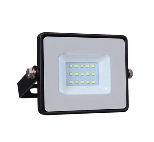 Specilights 10W LED Bouwlamp Zwart - 1000 Lumen - 6000K - Waterdicht IP65 - 5 jaar garantie