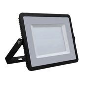 Specilights 200W SMD LED Bouwlamp zwart - 20000 Lumen - 6000K - Waterdicht IP65 - 5 jaar garantie