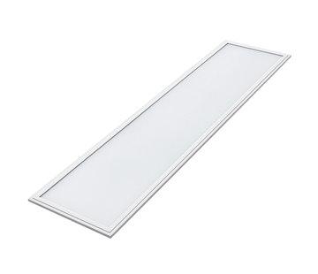 LED Paneel 120 x 30 cm 36W - Flikkervrij - 4000K Neutraal Wit - Vervangt 2X36 TL verlichting