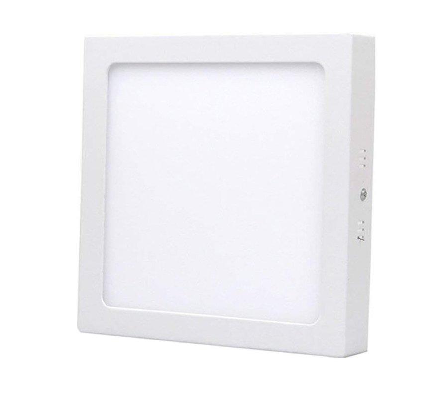 LED Plafondlamp Vierkant 18W