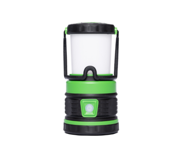 Tafellamp Campinglantaarn - Oplaadbare Tentlamp 350 Lumen - Waterdicht met accu en powerbank