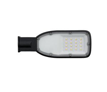 LED Straatlamp Premium 30W 120lm/w - 6000K - 3600 Lumen - IP65 - 5 jaar garantie - Specilights Straatverlichting