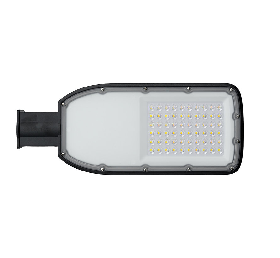 LED Straatlamp Premium 100W 120lm/w - 6000K - 12000 Lumen - IP65 - 5 jaar garantie - Specilights Straatverlichting