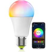 Smart light - LED WiFi lamp - E27 - Alle kleuren mogelijk