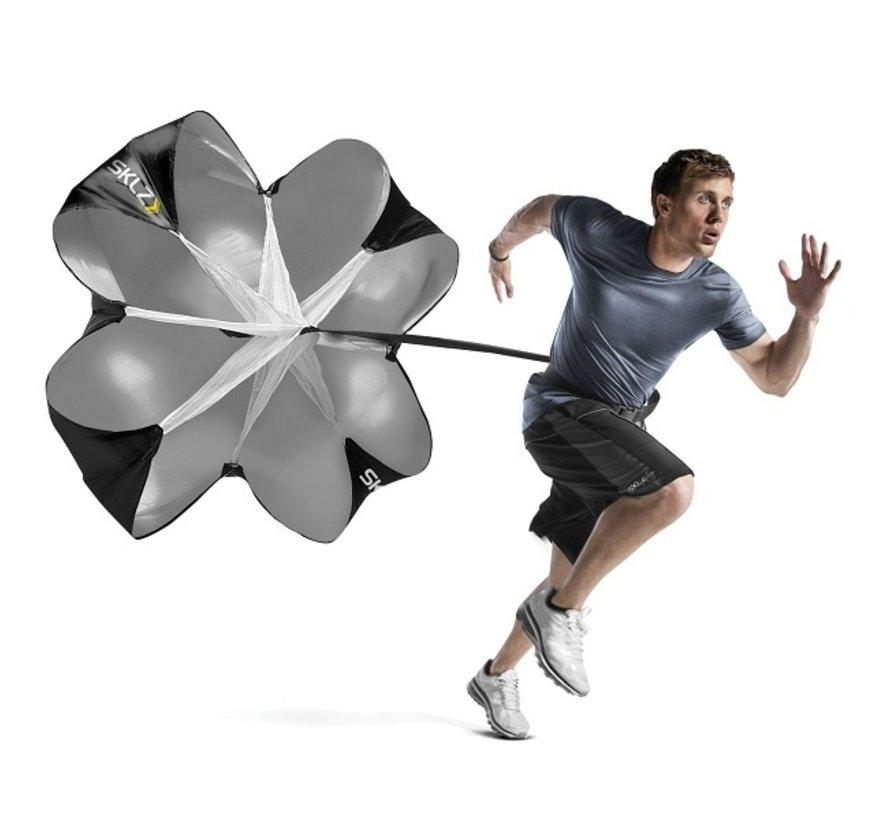 Speed Parachute 1,40 meter Weerstandstraining