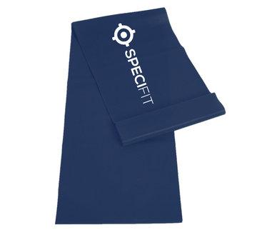 Weerstandsband heavy - Yogaband blauw