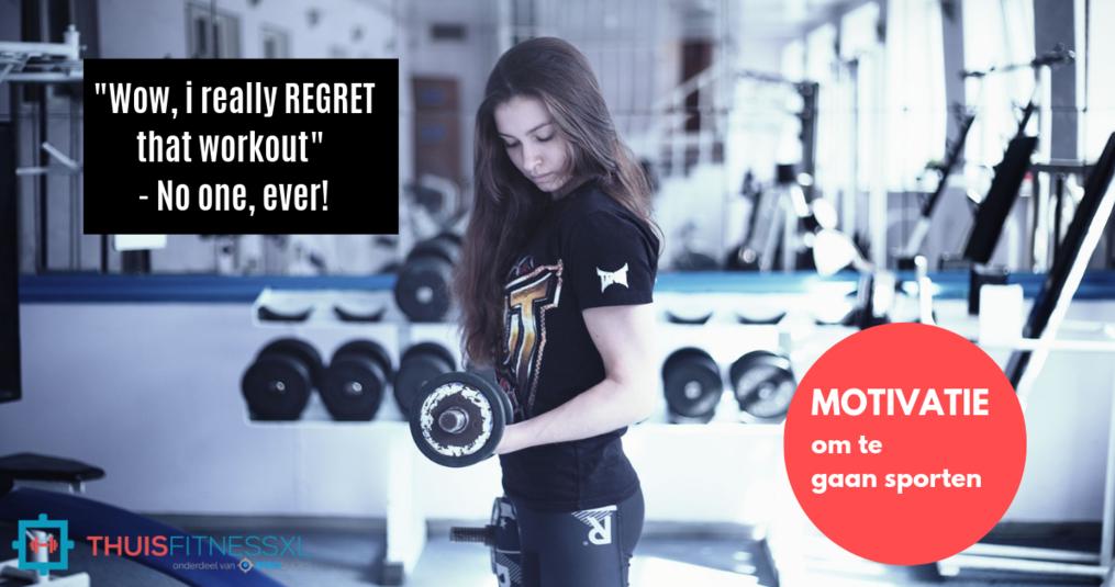 8 Motivatie TIPS om te gaan sporten!