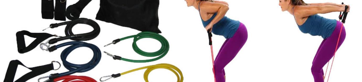 Zomer fit blijven? Maak gebruik van fitness elastiek