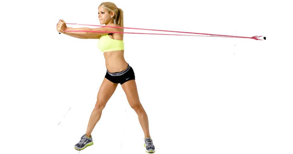 Resistance band: efficiënt en flexibel trainen