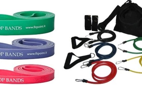 Powerbands en fitness elastiek. Wat is het verschil?