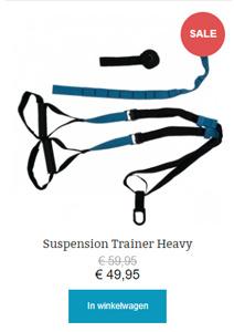 suspension trainer heavy