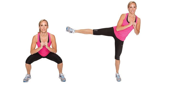 squat elastiek
