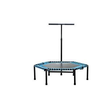Specifit Specifit Fitnesstrampoline Opvouwbaar - Bounce Trampoline met Armsteun