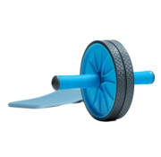 Specifit Double Ab Roller - Ab Wheel - Dubbel trainingswiel - Buikspierwiel - Buikspiertrainer inclusief Kniemat
