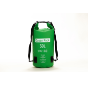 Specifit Specifit Ocean Pack 30 Liter - Drybag - Waterdichte Tas - Droogtas Groen