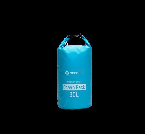 Specifit Specifit Ocean Pack 30 Liter - Drybag - Waterdichte Tas - Droogtas Blauw