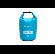 Specifit Ocean Pack 5 Liter - Drybag - Waterdichte Tas - Droogtas Blauw
