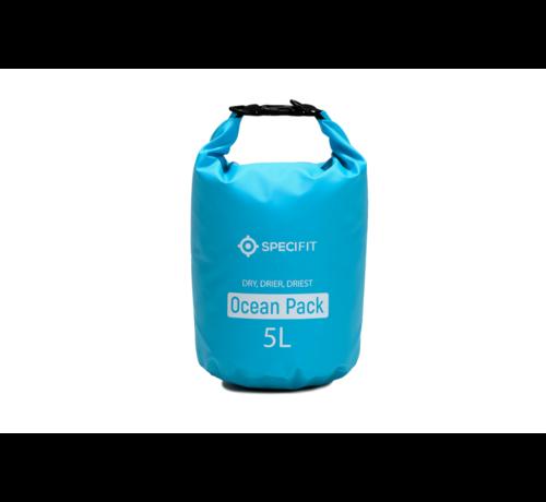 Ocean Pack 5 Liter - Drybag - Waterdichte Tas - Droogtas Blauw