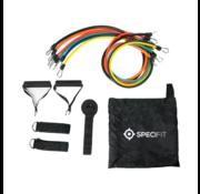 Specifit Fitness Elastiek Set Compleet - De sterkste weerstandselastieken