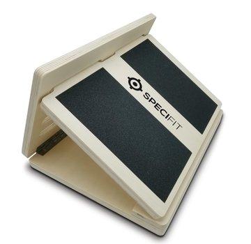 Incline board - Stretch board hout - Antislip en volledig inklapbaar - 4 standen