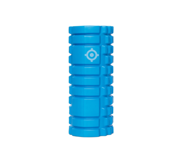 Foam Roller Blauw - Triggerpoint massage - Grid Roller