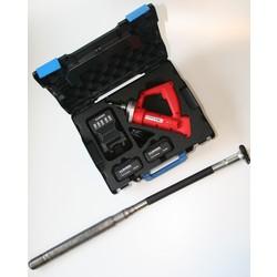 P18Li Komplett mit L-Boxx + 45mm 1.0m Schlauch