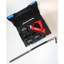 P18Li Komplett med L-Boxx och 28mm 1,0m slang