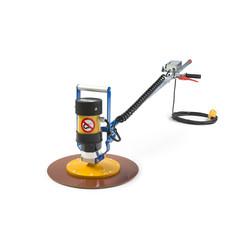 E-LAP450EXH Leichtgewicht Glättmaschine mit ausziehbarem Handgriff