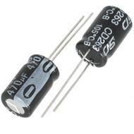 Condensator 10µF 450V DC