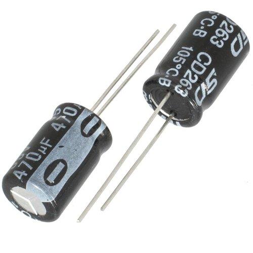 Condensator 10µF 50V