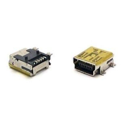USB Mini female print connector