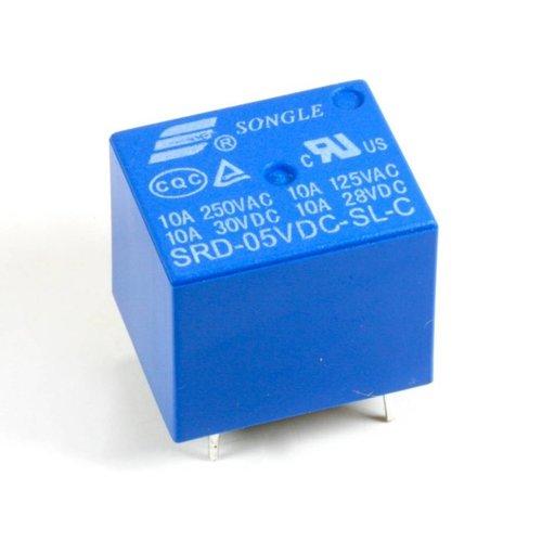 Print relais 12V 10A