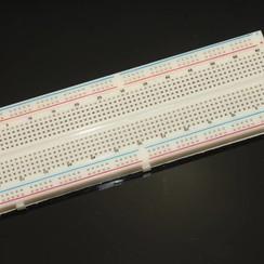 Breadboard 830 tie points