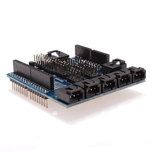 Sensor uitbreiding shield voor Arduino