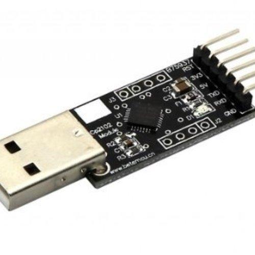 USB naar TTL Converter met Kabel