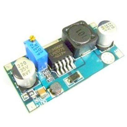 Step Up Inverter (DC-DC Boost)