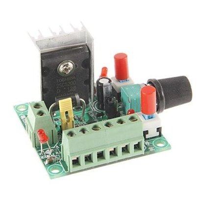 PWM Generator voor Stepper Motor Driver
