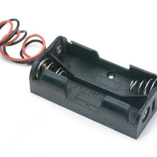 Batterij Houder 2 x AA