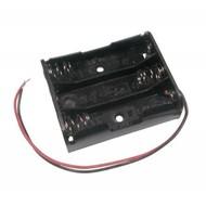 Batterij Houder 3 x AA