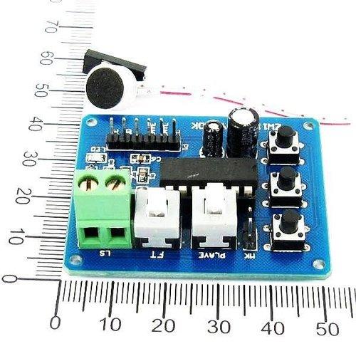 ISD Audio Recorder Module met Microfoon