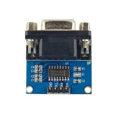 RS232 naar TTL Converter Module op basis van MAX3232