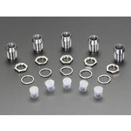 LED Houder 5 mm metaal