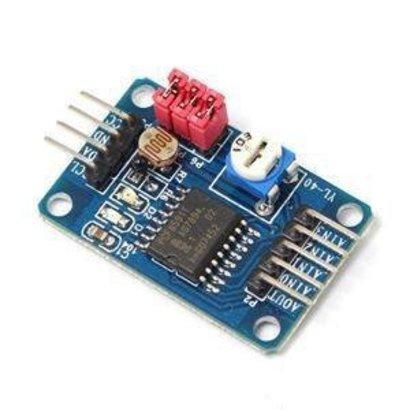 AD-DA Converter, PCF8591 met kabelsetje