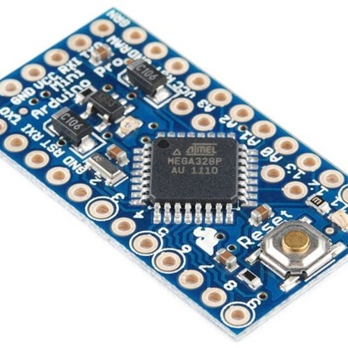 Arduino Pro Mini, met header setje