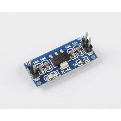 Micro Step Down Converter, 3.3 Volt Breadboard Module