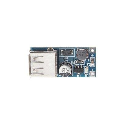 Mini Step Up 600mA, Voor Arduino, Telefoon en Tablet